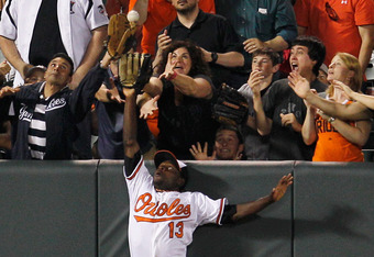 Baltimore overcame a brutal schedule...and fan interference.