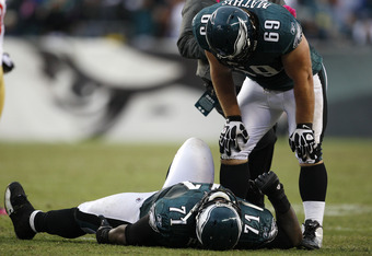 It's deja vu for Jason Peters.