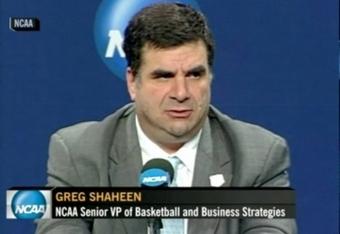 Greg Shaheen