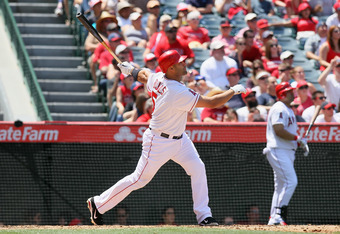Pujols hit his one and only home run this season on May 6th.