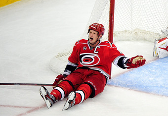Eric Staal's been begging for quality linemates for years. Will he finally get one this summer?