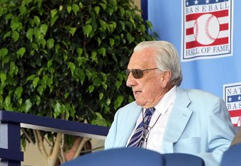 Ralph Kiner was one of the very best ever but faded fast when he hit his 30s.