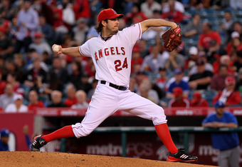 Haren is one of many Angels not performing up to expectations so far...