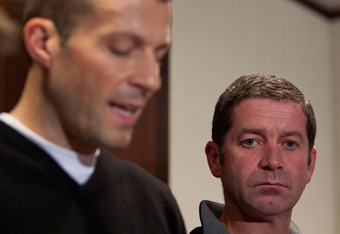 Fine's alleged victims make their case to the public in late 2011.