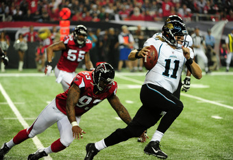 It's time for Ray Edwards to show Falcons fans why the team spent big bucks for the defensive end.