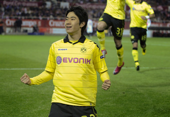 No smoke without fire? Dortmund's Japanese star Kagawa could be on his way to the Premier League.