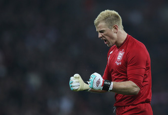 Joe Hart: A Goalkeeper Choice That Picks Itself