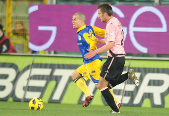 Sebastien Giovinco heads an impressive list of young talent talent for Italy, after a breakout season for Parma.