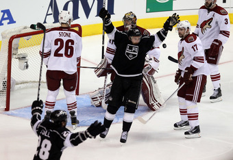Dwight King is just one of many Kings who have stepped up in the playoffs