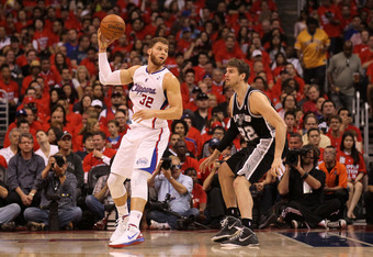 Blake Griffin needs to get to the free throw line for the Clippers to win.