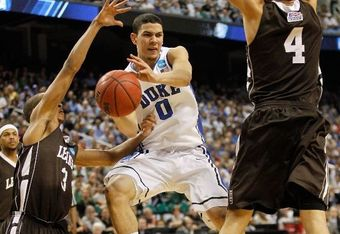 Duke's Austin Rivers had a disappointing year, but he is a talented scorer.