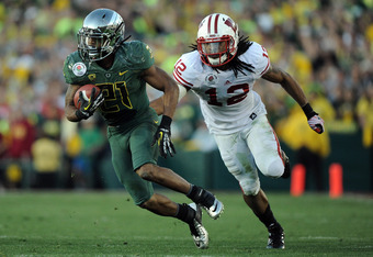 LaMichael James has breakaway speed