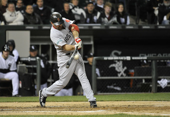 The return of Kevin Youkilis will help to make up for the absence of Ross.