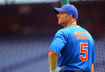 Reports say the Mets are working on a contract extension for David Wright.