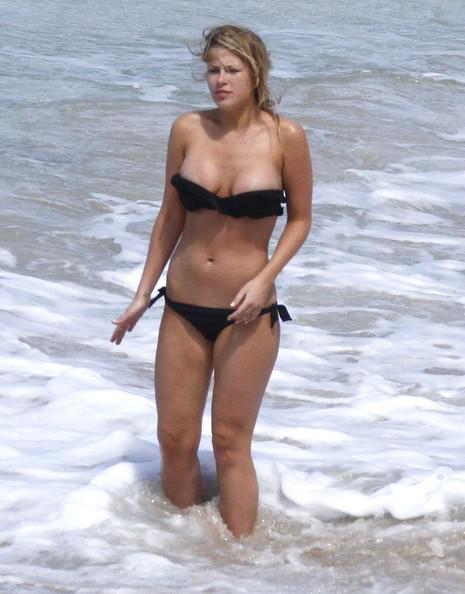 Ex girlfriend and bikini