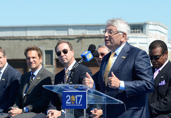 On Tuesday, the Golden State Warriors announced their intention to relocate to San Francisco.