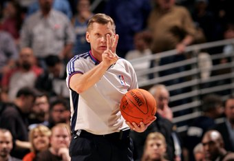 "As retired NBA official and crew chief Steve Javie indicates, a flagrant two foul may be employed in cases of unecessary and excessive contact. In college and high school basketball, those words are often followed by the phrase, ""violent conduct of a savage nature."""
