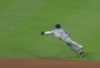 Starlin Castro shows impressive range on this diving stop from Tuesday night. (MLB.com)