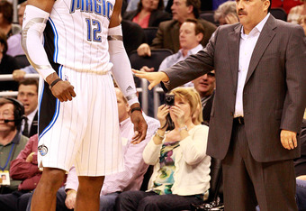 Despite feigning friendship with Van Gundy, Howard has made it clear on several occasions he wants out of Orlando.  LA should oblige him.