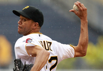Juan Cruz has been a solid arm that could help fortify the bullpen of a contender