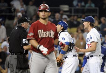 Both Arizona and Los Angeles have come a long way—albeit in different directions—since Clayton Kershaw was ejected for plunking Gerardo Parra late last season