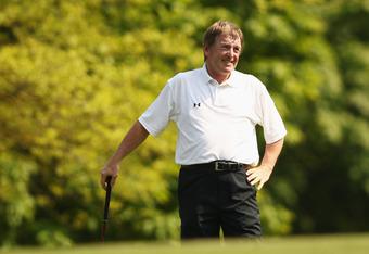 Former manager Kenny Dalglish