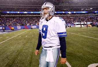 Quarterback Tony Romo has been less than spectacular in clutch situations.