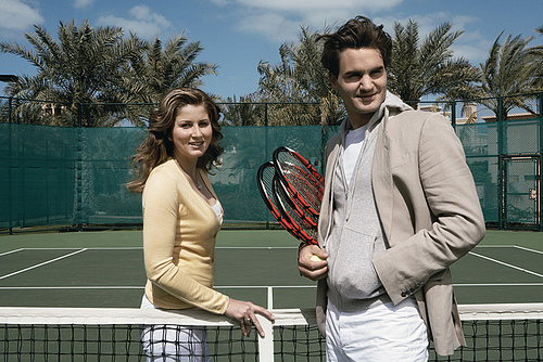 Roger Federer and Mirka Federer - Best Tennis Couples