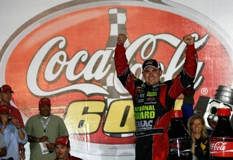 Can Almirola emulate Casey Mears, who stunned the Coca-Cola 600 field back in 2007?