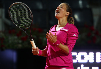 World No. 1 Victoria Azarenka came up short against Maria Sharapova in the Italian Open Final.