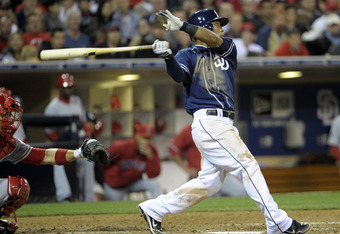 Alexi Amarista is the present and the future for the Padres at second base.