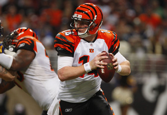 Greg Cosell reports that the Bengals have doubts about Andy Dalton's arm strength