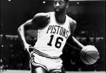 Lanier, a Piston from 1970-80, was the last center the team could rely on offensively all game long, according to Scott