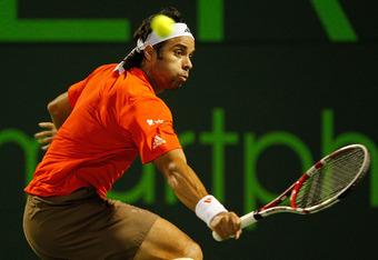 Roddick's first-round opponent: Nicolas Mahut