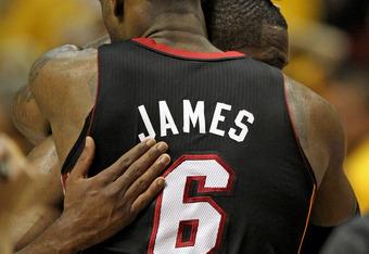 Faith, Teamwork, Leadership, Maturity: LeBron James?
