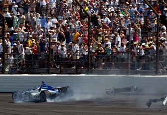 Takuma Sato's final attempt at Indy victory ended in heartbreak