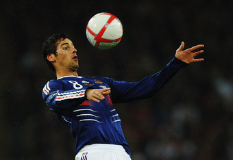 Gourcuff was excellent against England at Wembley in November 2010.