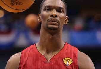 The Heat will need Bosh back to close out the Celtics.