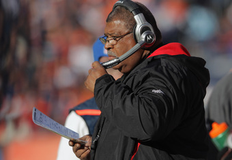 Romeo Crennel's experience and knowledge cannot be understated.