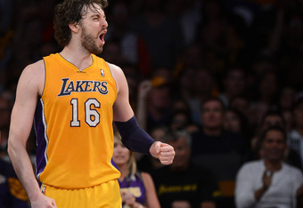 Pacer fans: how would you like the addition of Pau Gasol?
