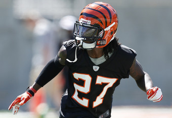 The hope is that first-round pick Dre Kirkpatrick could be a starter this season