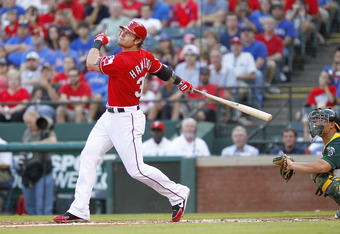 Josh Hamilton has been baseball's best hitter this season.