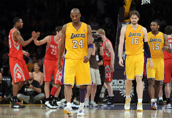 Pau was nearly a member of the Rockets when the Lakers decided to ditch him for CP3.