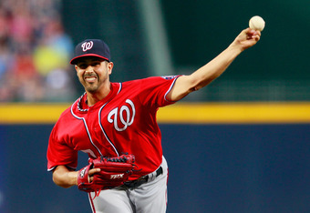 Gio Gonzalez has dominated the National League in his first year with the Nationals.