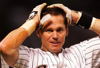 Craig Biggio. Looks like it hurts.