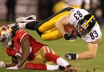Against the 49ers in Week 15, Miller passed Elbie Nickel as the Steelers' all time receiving tight end.