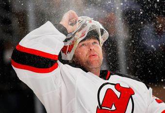 The Devils will need stellar play from Martin Brodeur to take Games 1 and 2.