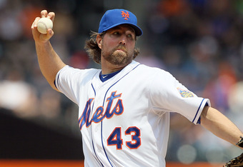 R.A. Dickey's personal narrative would make a compelling All-Star Game storyline.