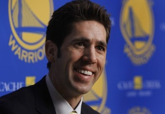 Warriors GM Bob Myers