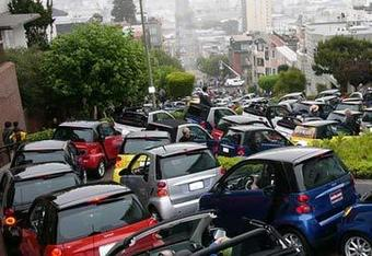 SF traffic can get really nasty.